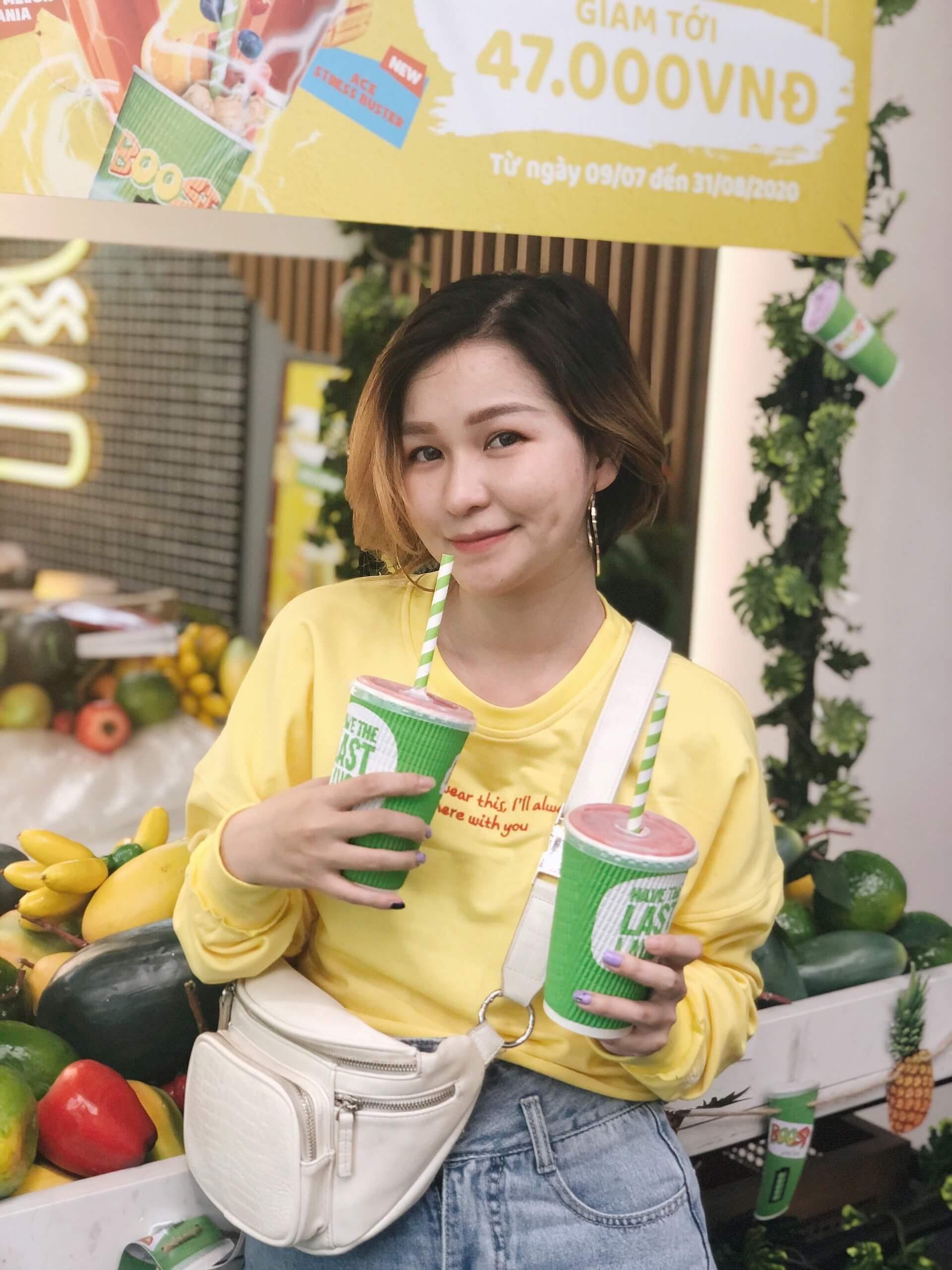 Ms. Quynh Nhu
